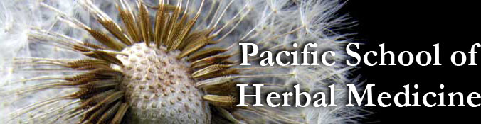 Pacific School of Herbal Medicine Masthead